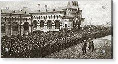 World War I Vladivostok Acrylic Print by Granger