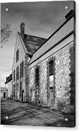 Wyoming Penitentiary, 1974 Acrylic Print by Granger