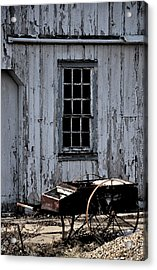 Yesterday Acrylic Print by Kirt Tisdale