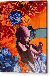 You Picked A Good One Acrylic Print by Bobby Zeik