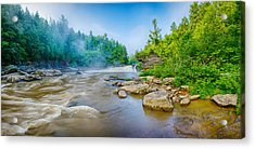 Youghiogheny River A Wild And Scenic Acrylic Print