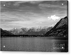 Zell Am See Acrylic Print