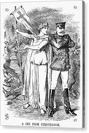 Alexander IIi (1845-1894) Acrylic Print