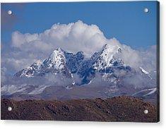 Himalaya Range  Acrylic Print