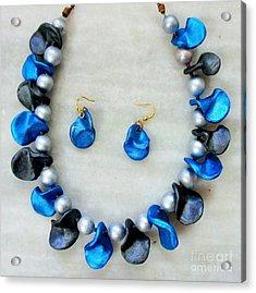 Jewellery Acrylic Print by 48craft
