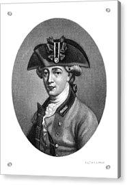 John Andre (1751-1780) Acrylic Print by Granger