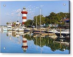 Lighthouse On Hilton Head Island Acrylic Print
