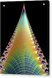 Mandelbrot Fractal Acrylic Print