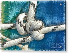Nautical Knots Acrylic Print