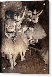 France, Ile De France, Paris, Muse Acrylic Print by Everett