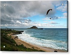 Hawaii Acrylic Print by Sergi Reboredo