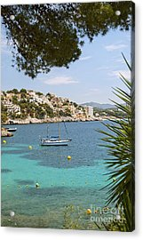 Majorca Acrylic Print by Design Windmill
