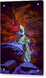 Rock House Acrylic Print