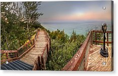 The Arcadia Overlook Acrylic Print by Twenty Two North Photography