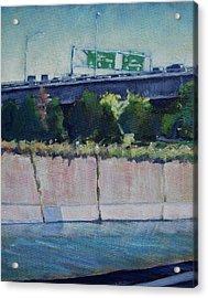 110 Freeway South Acrylic Print