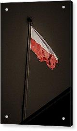 11.11 National Polish Independence Day Acrylic Print by Adam Budziarek