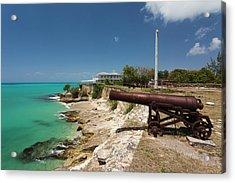 Antigua And Barbuda, Antigua, St Acrylic Print