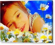 12 Acrylic Print