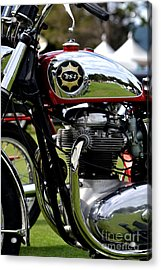 Hillsborough Acrylic Print by Dean Ferreira