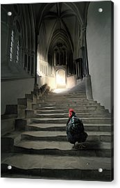 12. Lord Orp Acrylic Print
