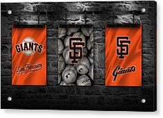San Francisco Giants Acrylic Print