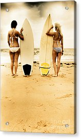 Summer Acrylic Print by Jorgo Photography - Wall Art Gallery