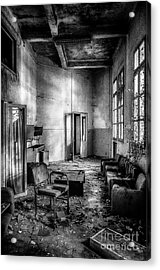 This Is The Way Step Inside Acrylic Print by Traven Milovich