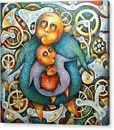 12.21.2012 Acrylic Print