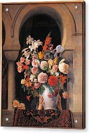 Italy, Lombardy, Milan, Brera Art Acrylic Print by Everett