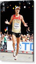 12th Iaaf World Athletics Championships - Day Eight Acrylic Print by Alexander Hassenstein
