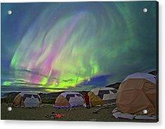 Auroral Display Acrylic Print by Juan Carlos Casado (starryearth.com)