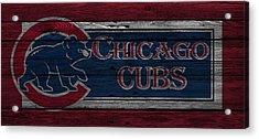 Chicago Cubs Acrylic Print