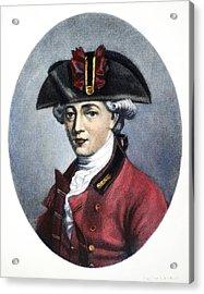 John Andre (1751-1780) Acrylic Print