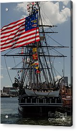 Acrylic Print featuring the photograph 13 Stars by Mike Ste Marie