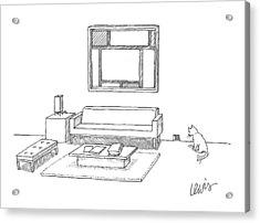 New Yorker April 7th, 2008 Acrylic Print