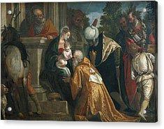 Veronese, Paolo Caliari, Called Paolo Acrylic Print by Everett