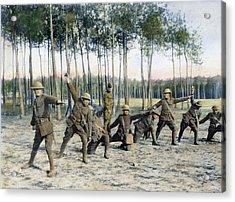 World War I U Acrylic Print