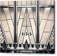 135 E 42nd - Chrysler Building Acrylic Print
