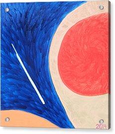 147 'teardropper' Acrylic Print by Gregory Otvos