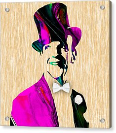 Fred Astaire Collection Acrylic Print