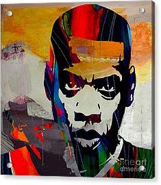 Jay Z Acrylic Print