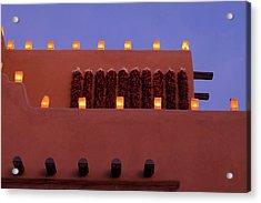 Santa Fe, New Mexico, United States Acrylic Print