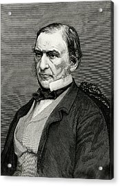 William Ewart Gladstone  British Acrylic Print by Mary Evans Picture Library