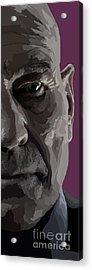 151. Xavier Acrylic Print by Tam Hazlewood