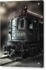 1565 Class B Irm Acrylic Print by Thomas Woolworth