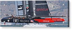 America's Cup Oracle Acrylic Print