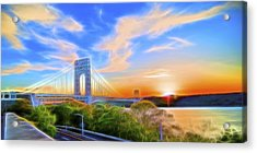 Sunset Dream Acrylic Print