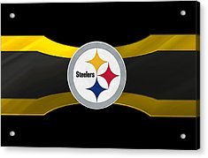 Pittsburgh Steelers Acrylic Print