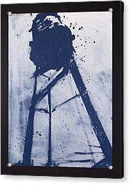 Water Tower 06 Acrylic Print