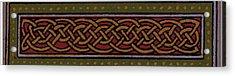 Celtic Ornament Acrylic Print